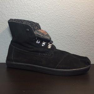 Toms Botas Boots - Suede